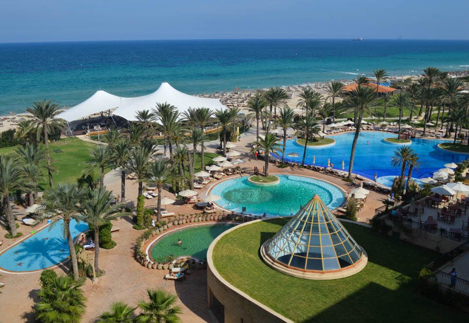 Mövenpick Resort & Marine Spa Hotel