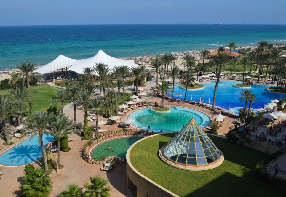Mövenpick Resort & Marine Spa Hotel