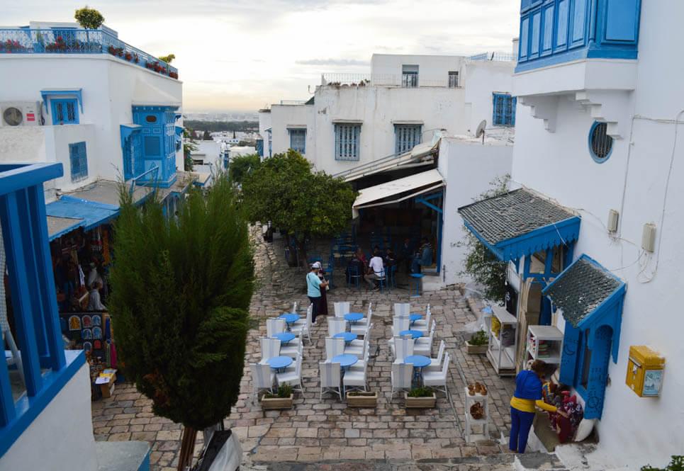 Tunesie - Sidi Bou Said