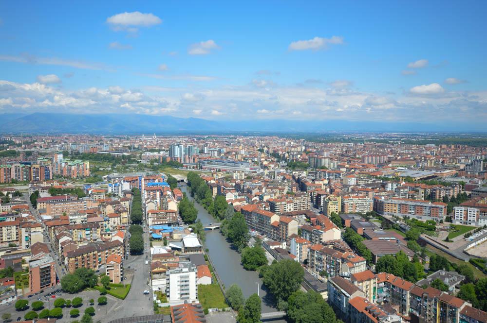 Turin Eye