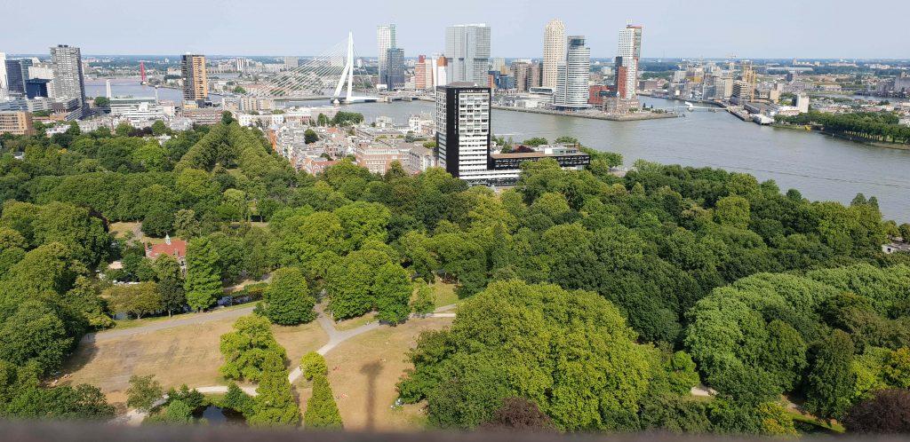 Bezoek de Euromast Rotterdam