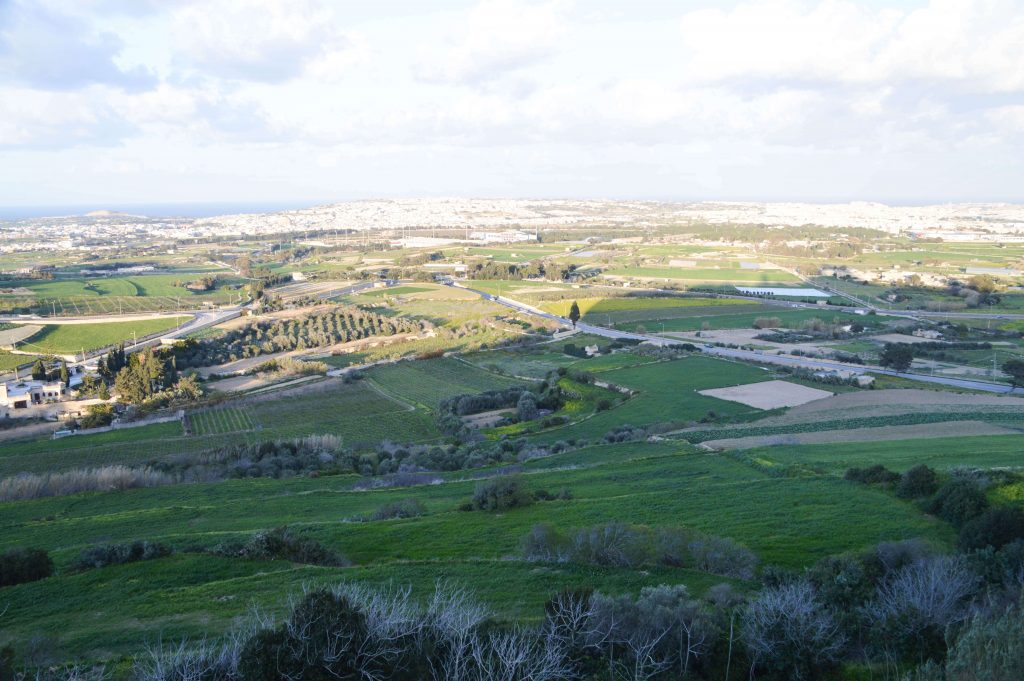 Uitzichtpunt Mdina
