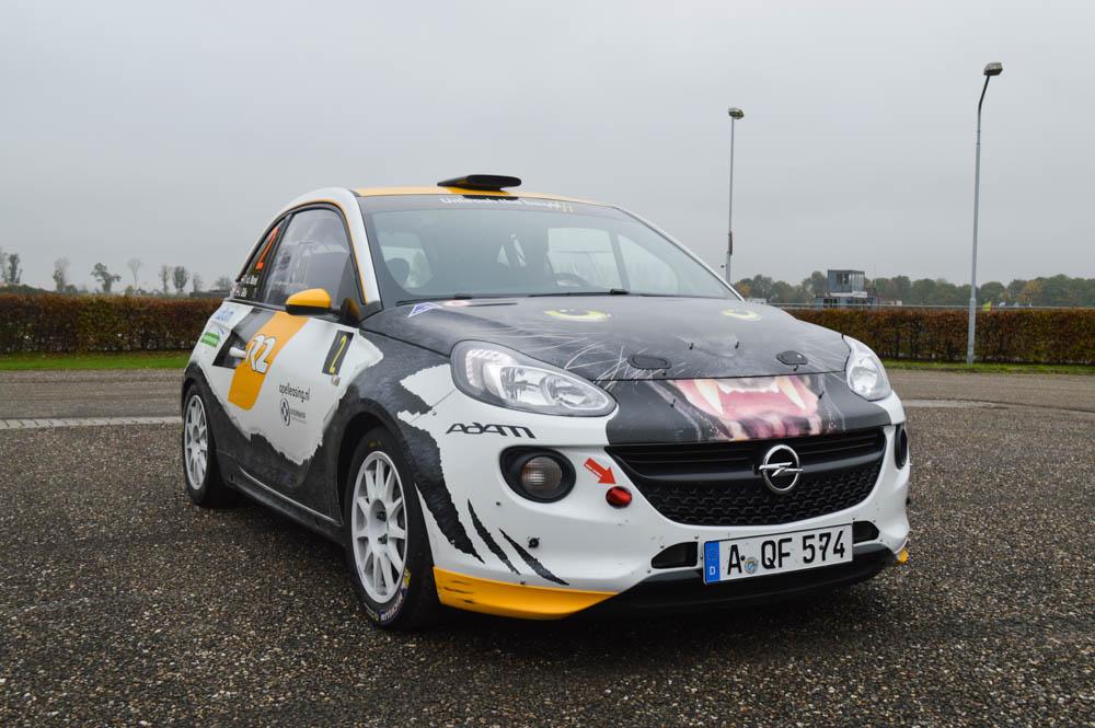 Opel Racing Rally Experience