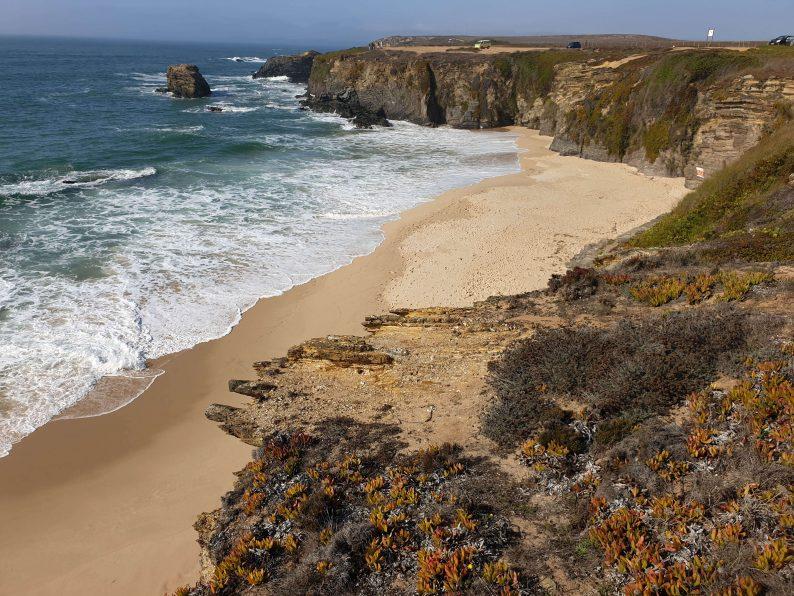 Mooiste stranden Alentejo kust Portugal antie!