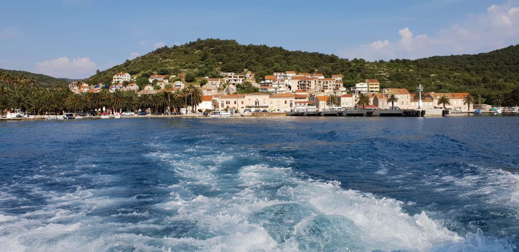 Vakantie Kroatie Vis