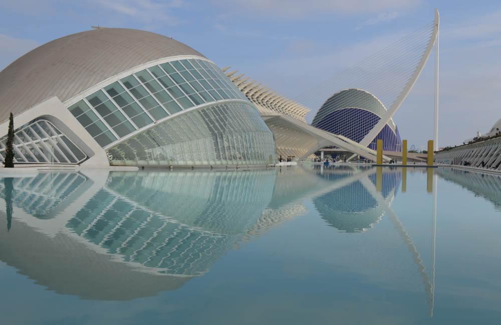 Architectuur Valencia