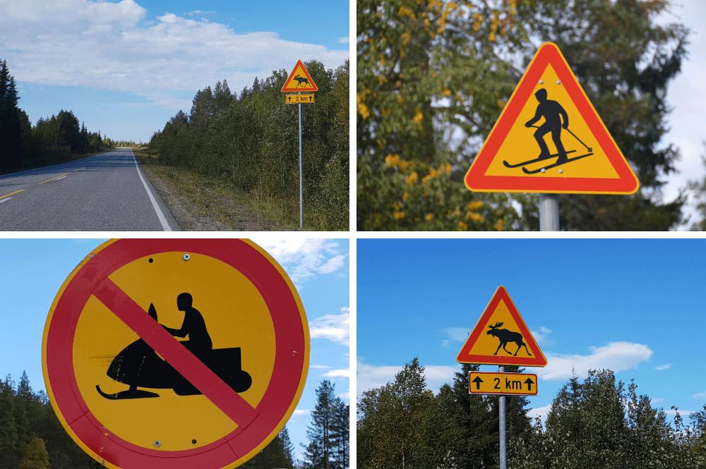 Verkeersregels Finland