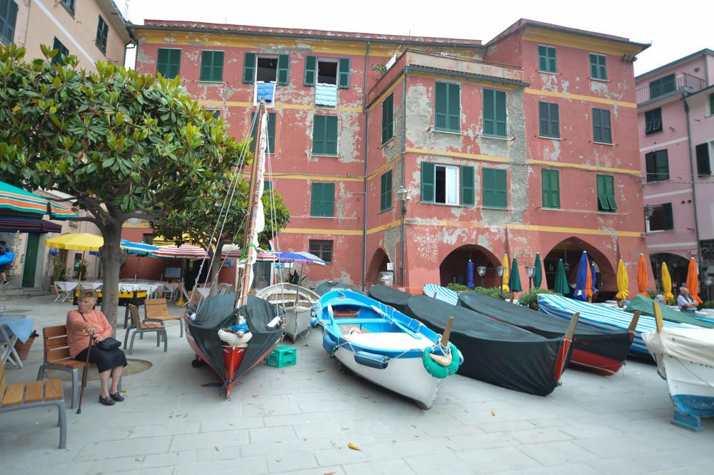 Fotoreport: Vernazza Cinque Terre Italië