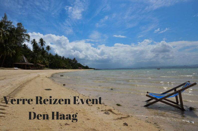 Verre Reizen event Den Haag