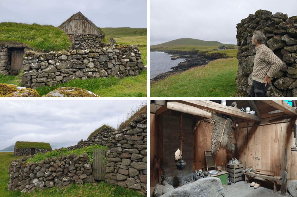 Faeröer Eilanden vakantie Koltur Island