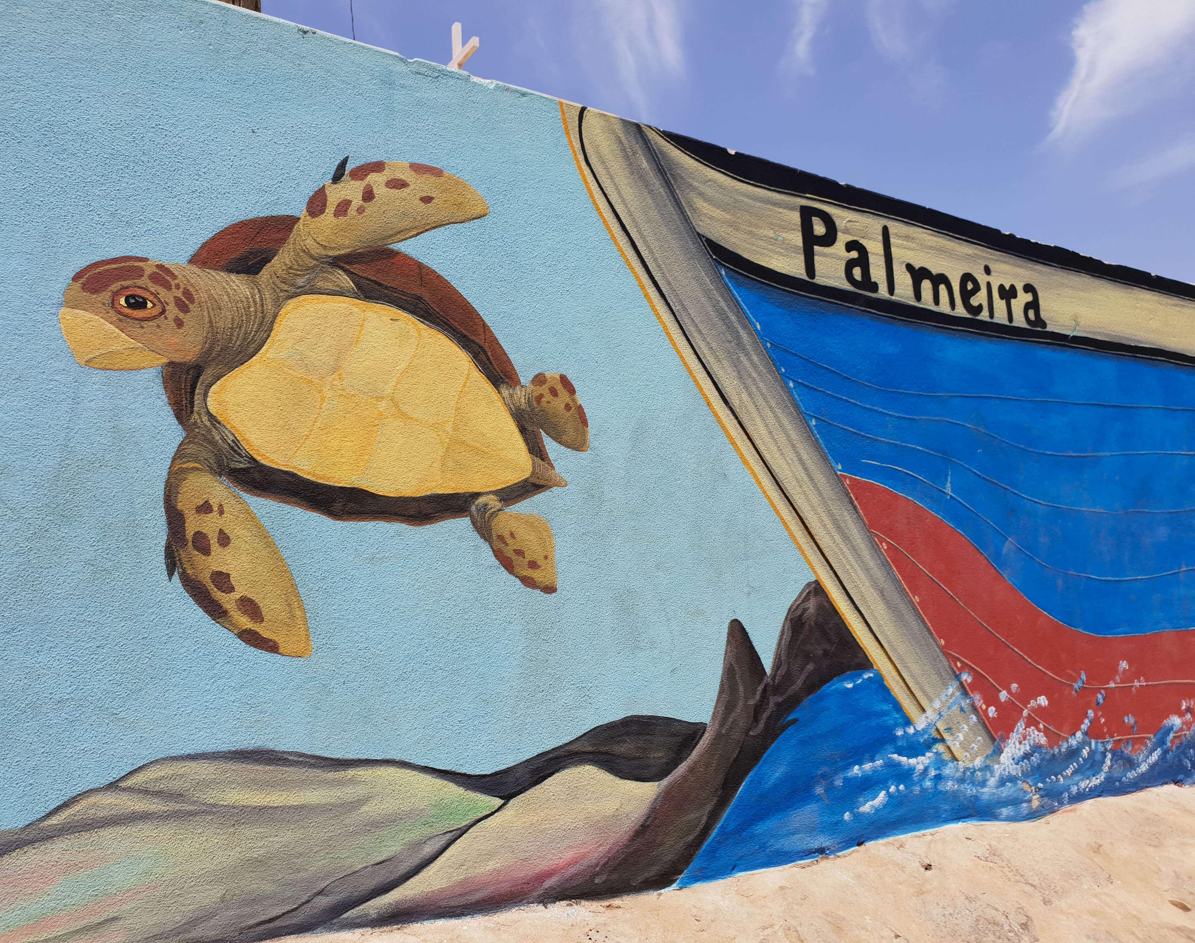 Vissersdorp Palmeira