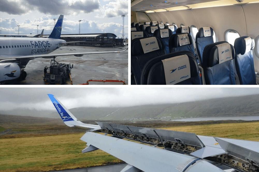 Vliegen naar de Faeröer Eilanden
