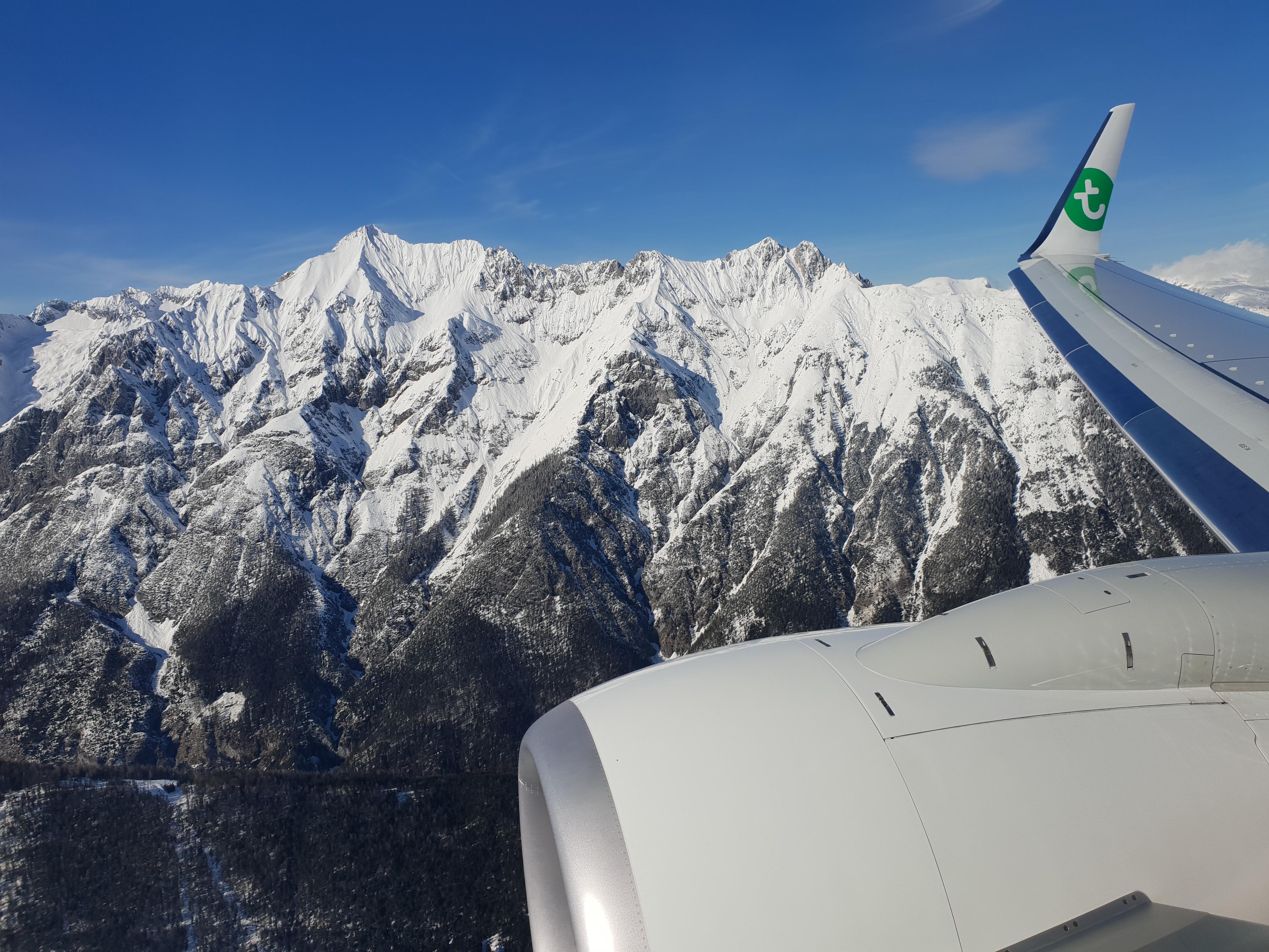 Vliegen naar Innsbruck met Transavia