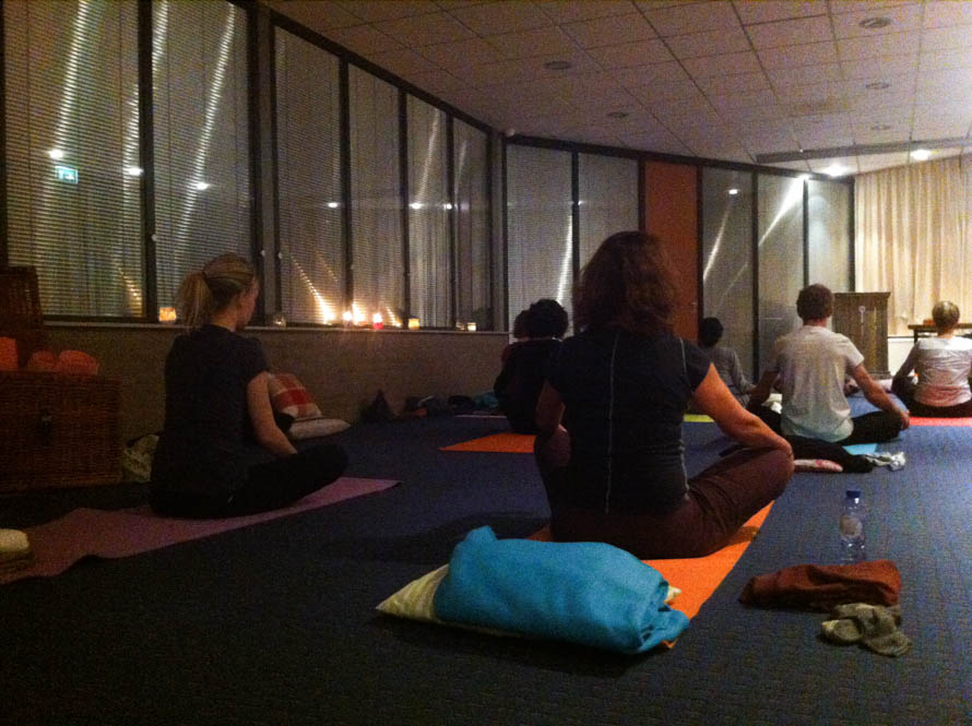 Yoga & wellness weekend op Vlieland
