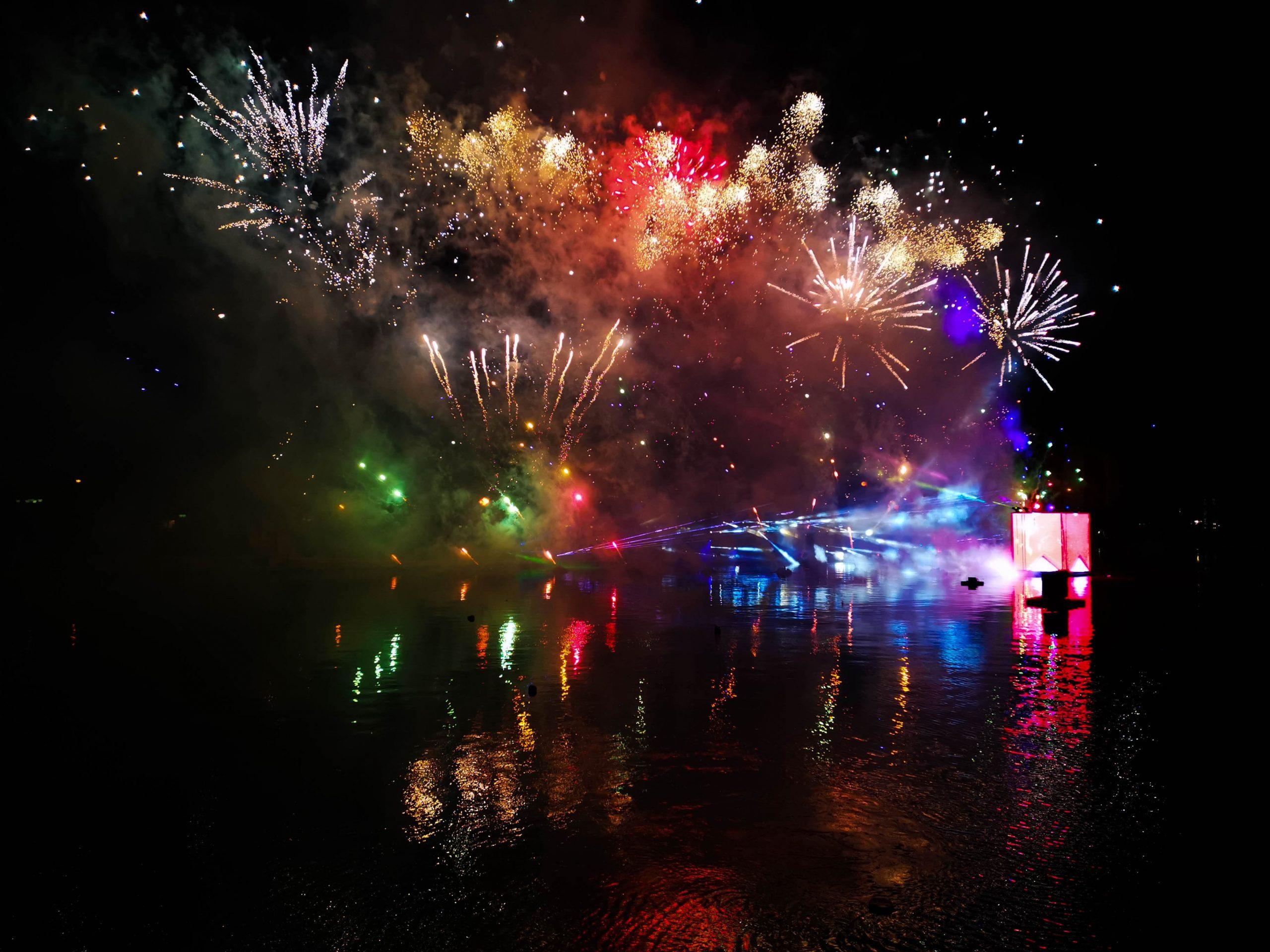 Vuurwerkfestival Disneyland Parijs