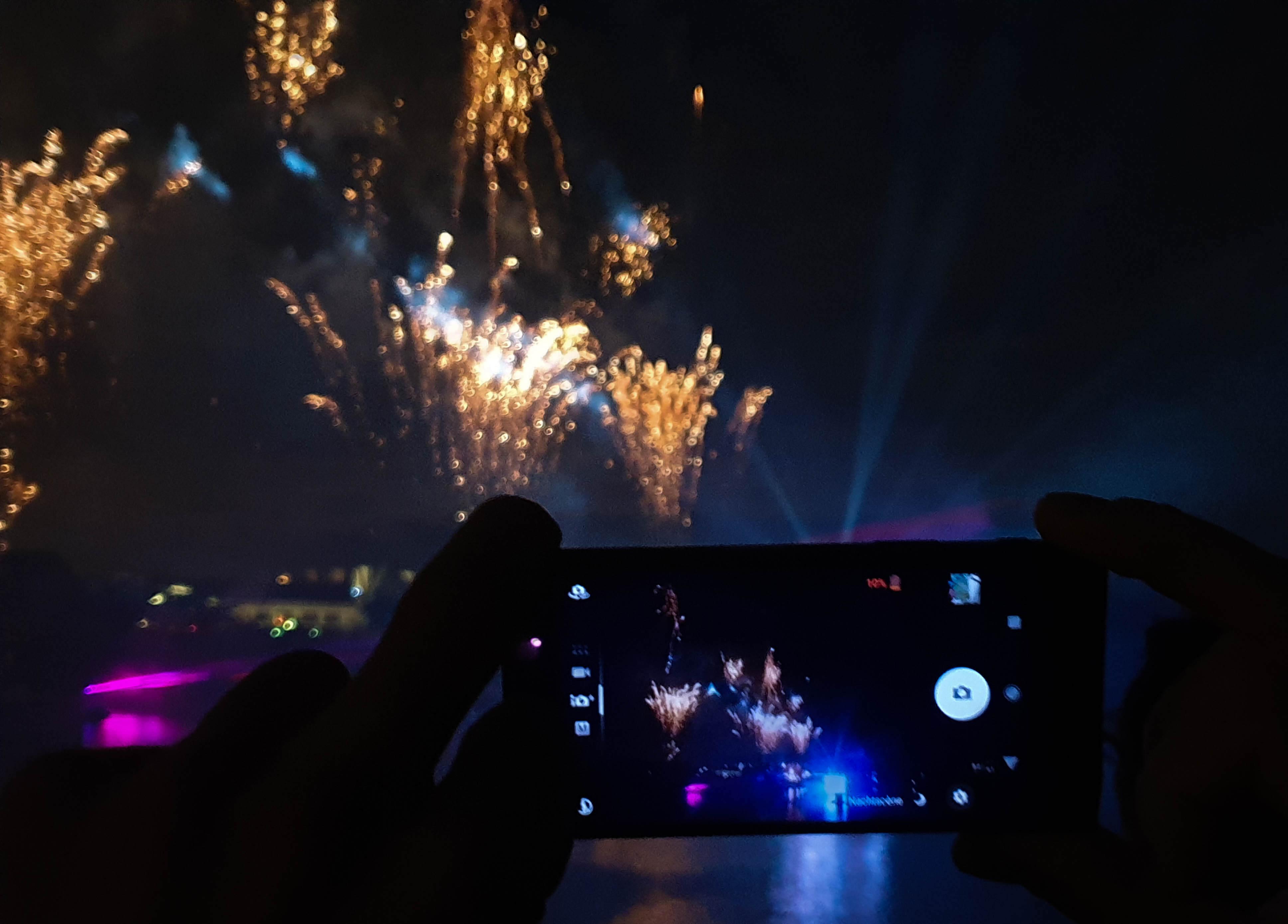 Vuurwerkfestival Disney - Frozen januari