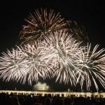Fotoreport: Vuurwerkfestival Scheveningen