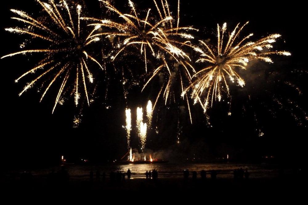 Alles over vuurwerk & vuurwerkshows