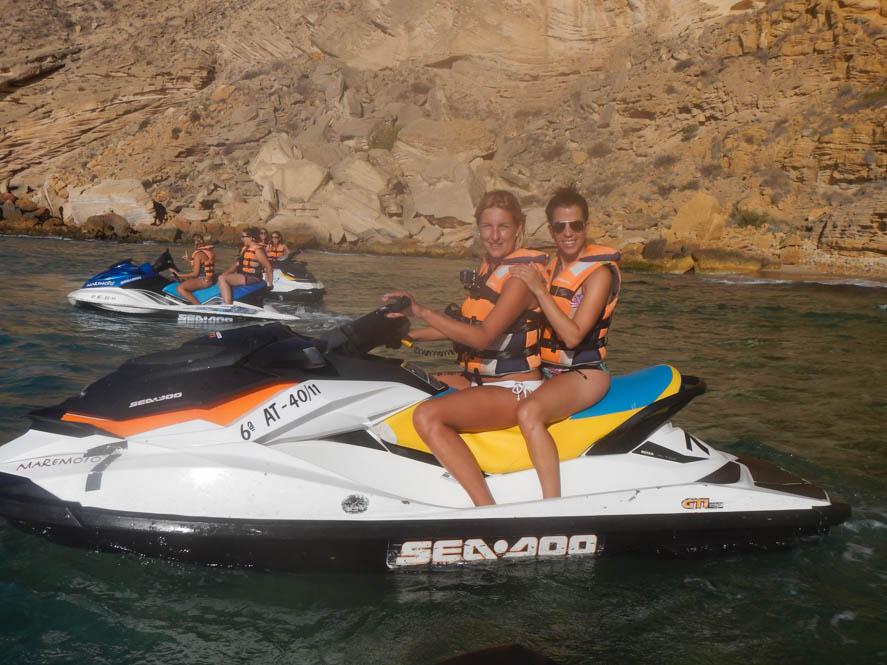 Benidorm watersport adventure: leef je uit op zee