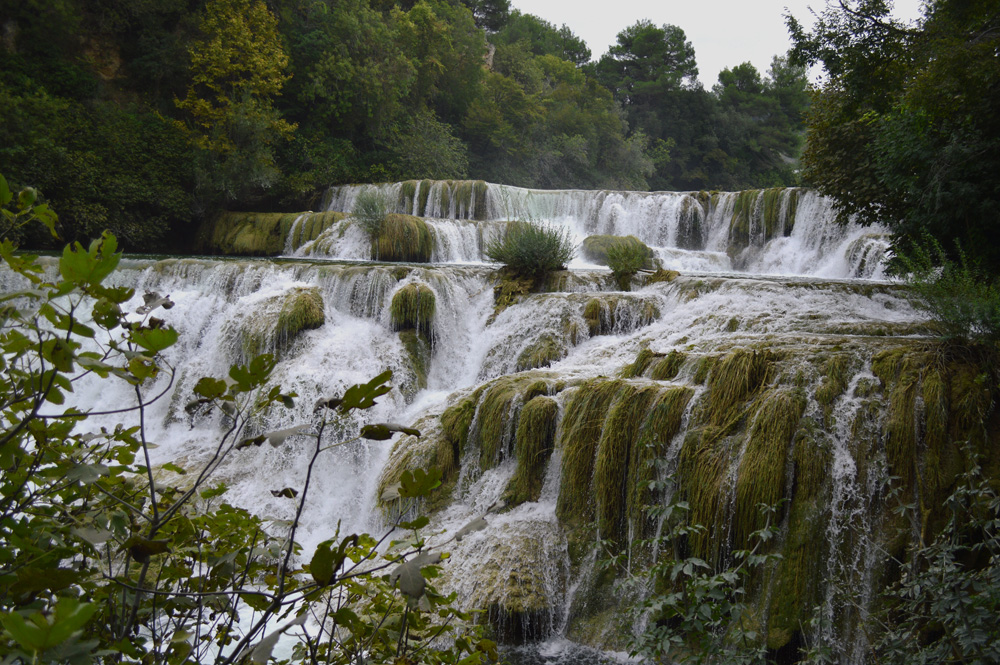 Krka Nationaal ParkinKroatië