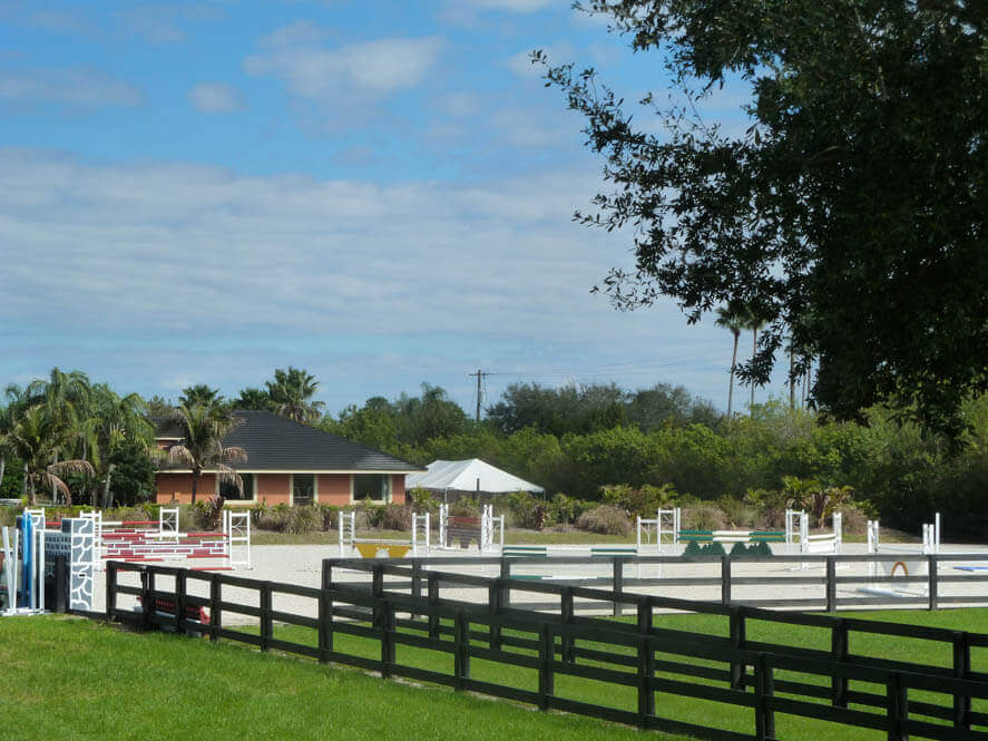 Winter Equestrian Festival in Wellington