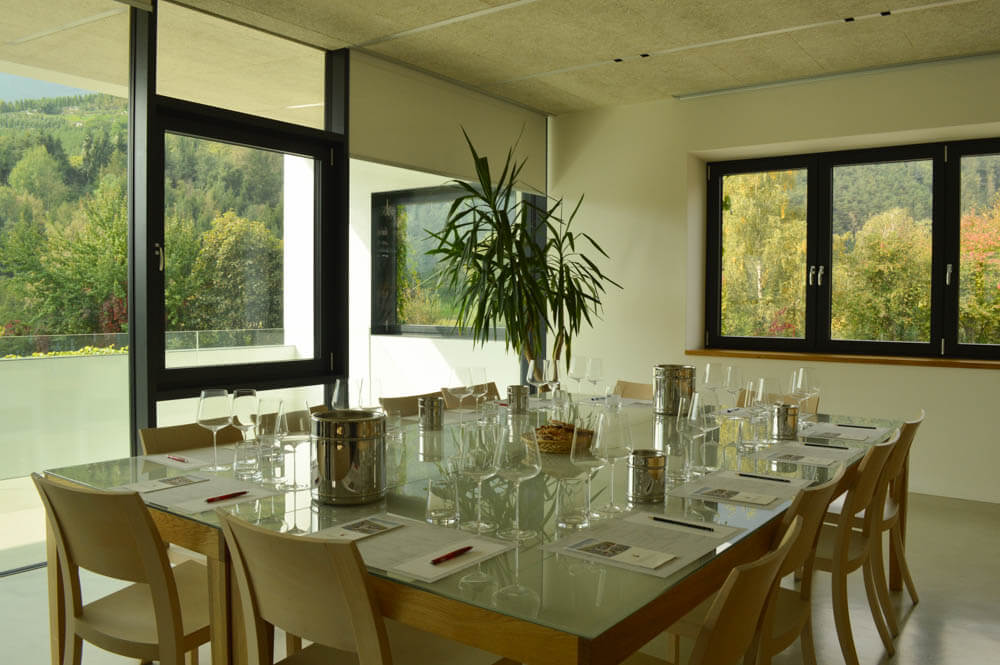 Wijnhuis Novacella - Zuid-Tirol
