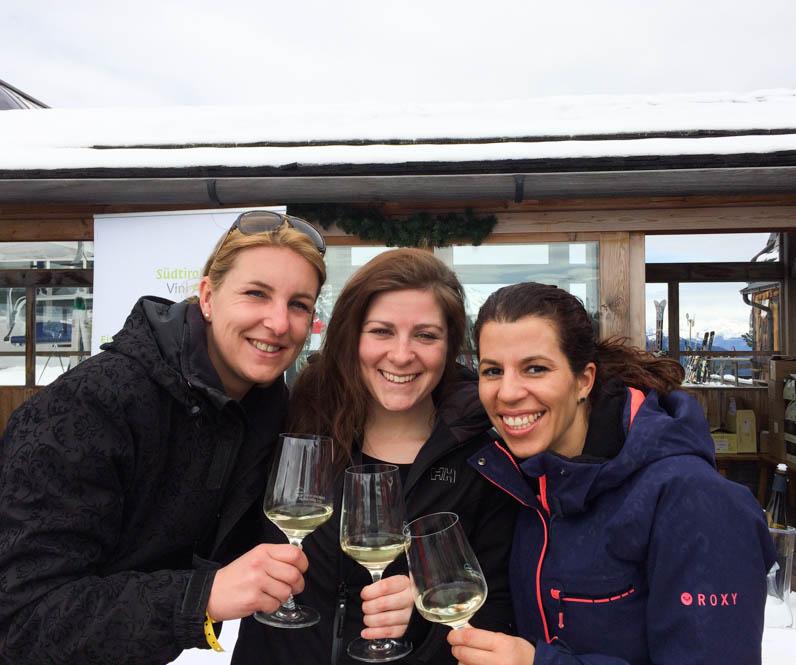 Wine skisafari - Rifugio Piz Arlara - Alta Badia