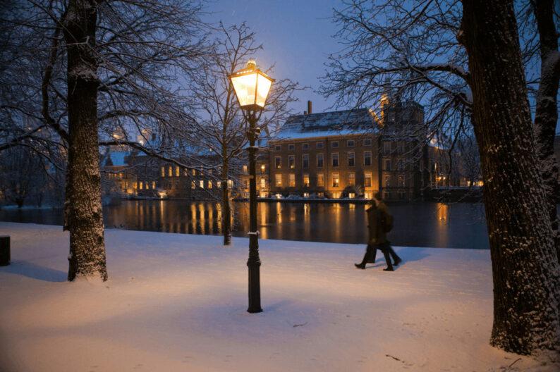 Beleef winters Den Haag