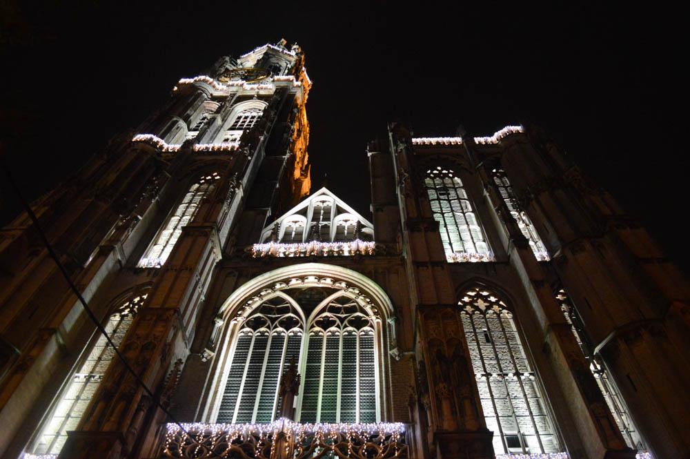 Winter in Antwerpen - Antwerpen
