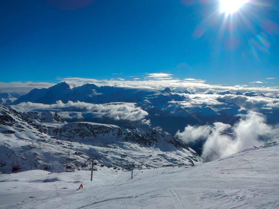 Wintersport - Alpe d Huez