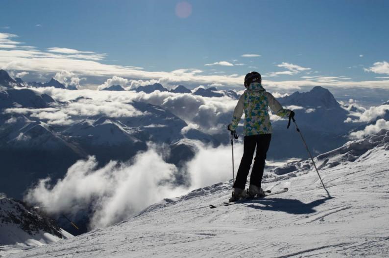 Fotoblog: Wintersport in Alpe 'd Huez