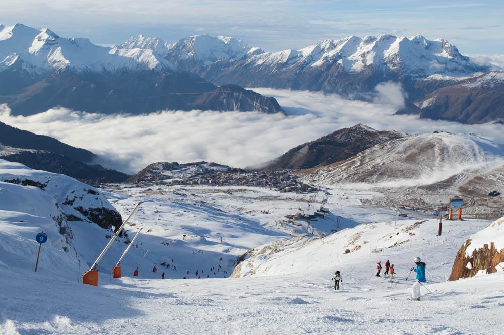 Wintersport Frankrijk inclusief skipas 2020