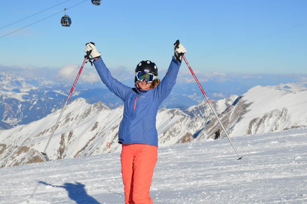 Sneeuwzekere skigebieden december