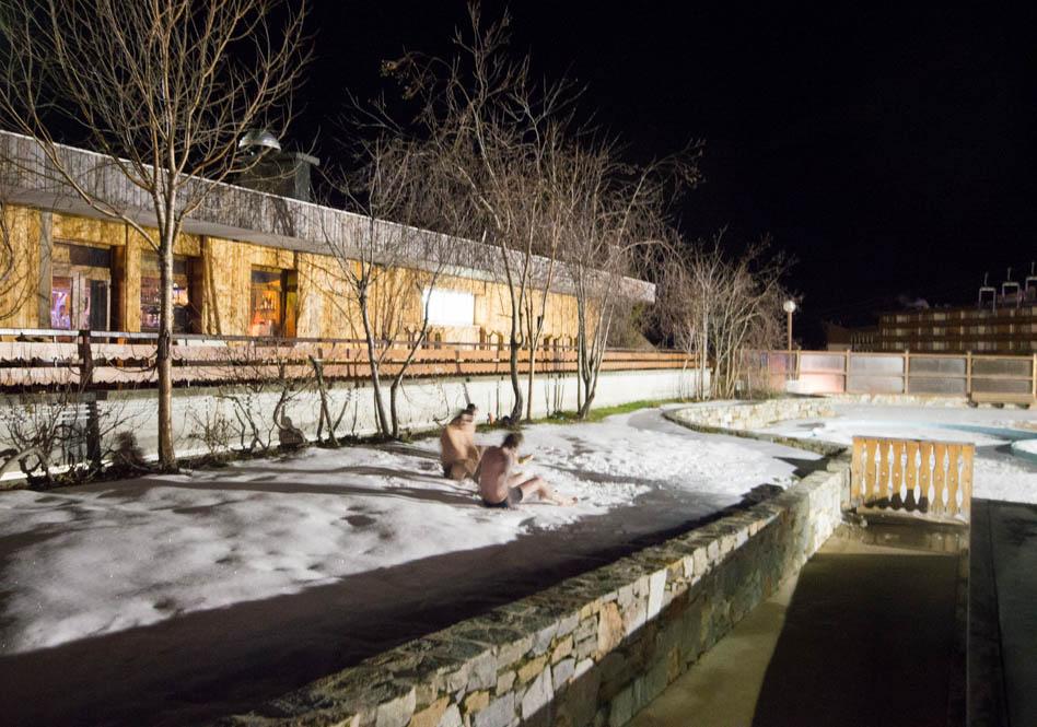 Winter wellness in Alpe 'd Huez & Les deux Alpes