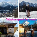 Wintersport in Zwitserse Engadin Scuol
