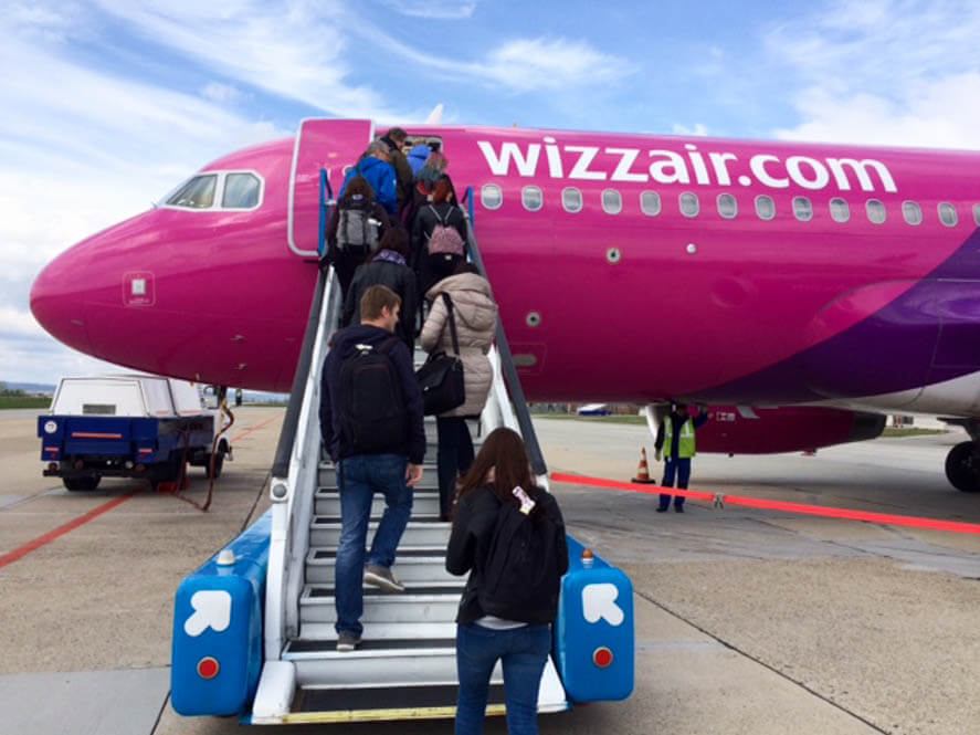 Citytrip weekend Brno - Wizz Air