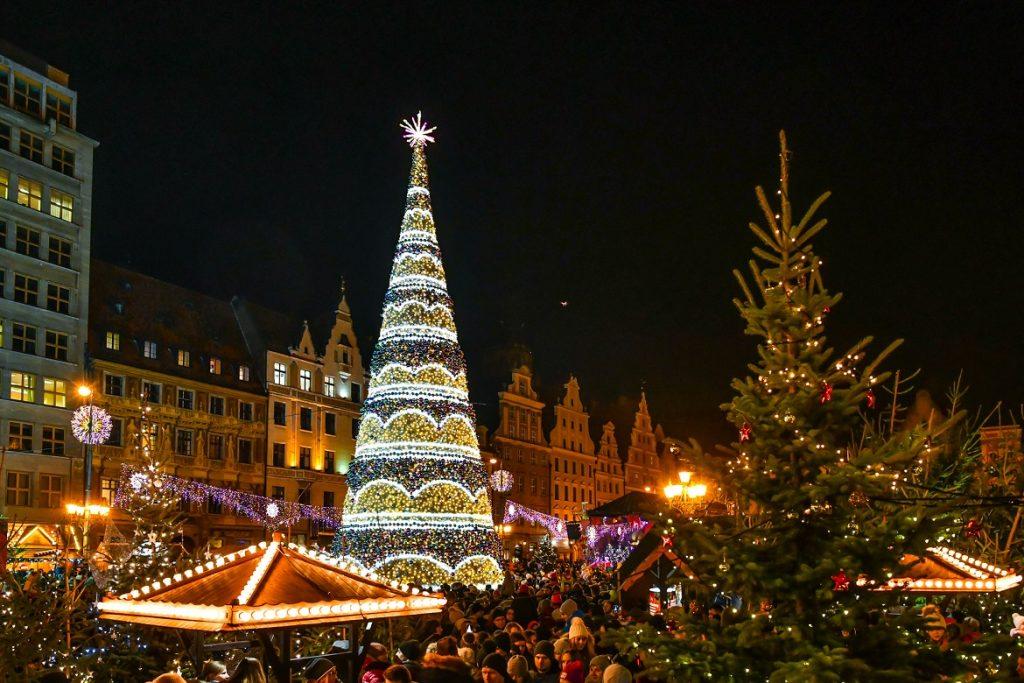 Kerstmarkt Polen