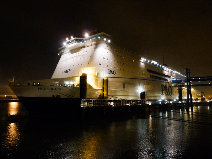 Minicruise Weekendje York met P&O Ferries