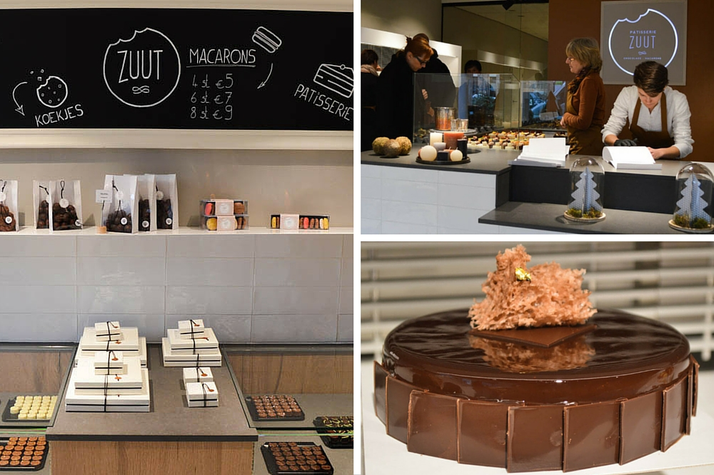 Hotspots in Leuven - Zuut chocolaterie