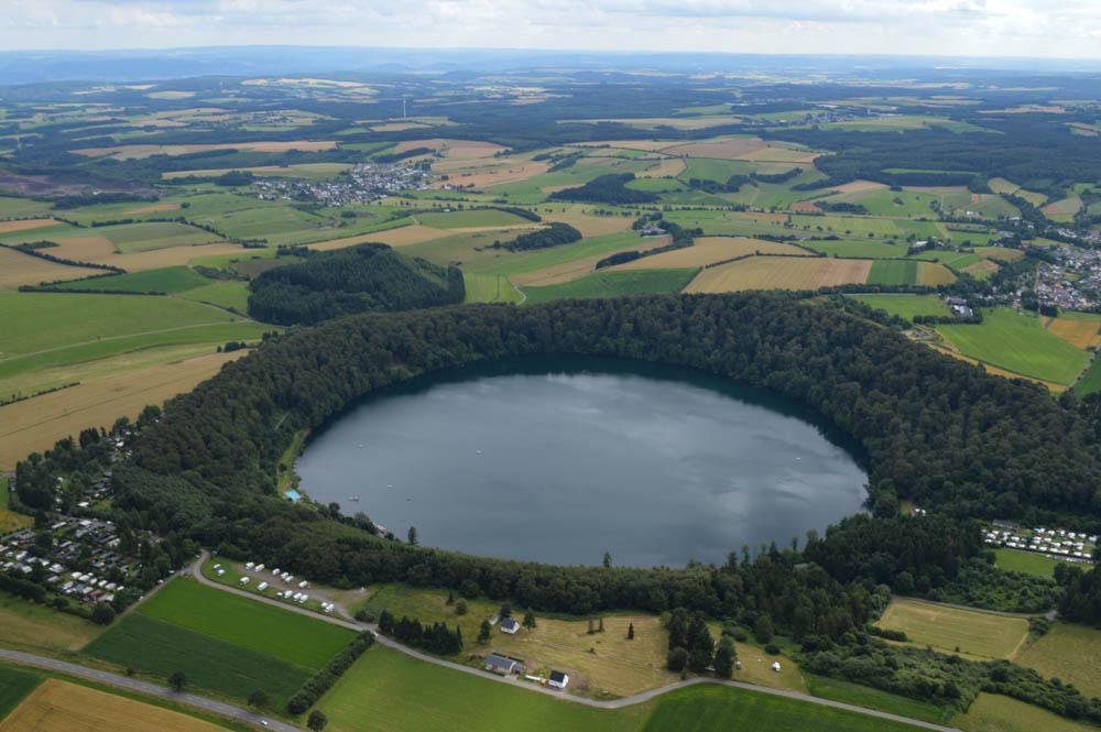 Zweefvliegen-Vulkaneifel-Eifel-Duitsland