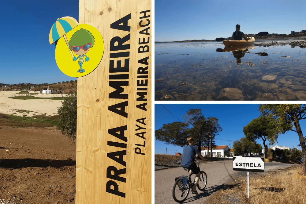 Activiteiten Algueva meer
