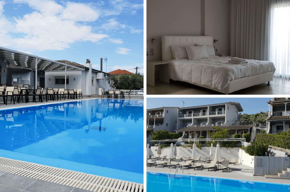Altamar Hotel Evia