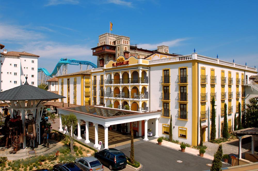El Andaluz Hotel