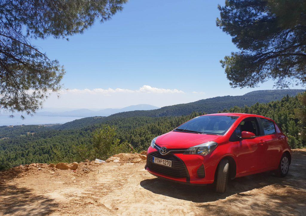 auto huren Griekenland