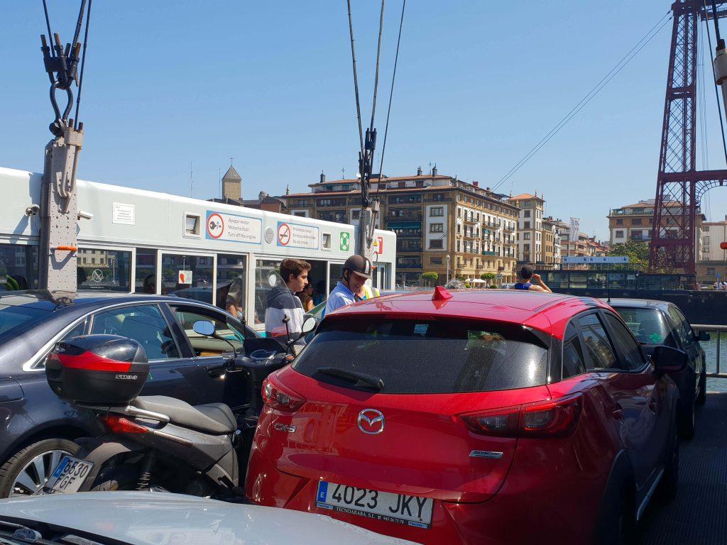 Auto huren in Bilbao