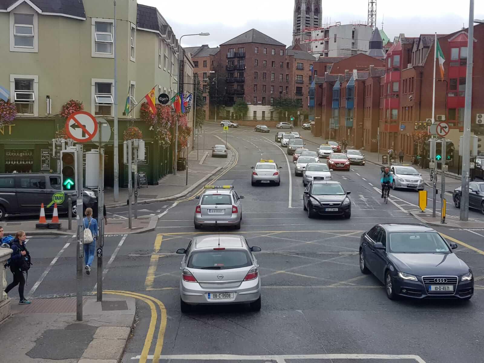 Een auto huren in Ierland voor een rondreis