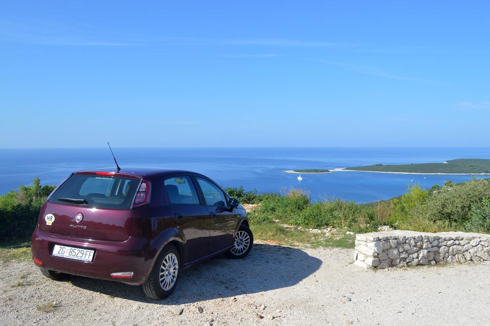 Auto huren zonder creditcard in Kroatië
