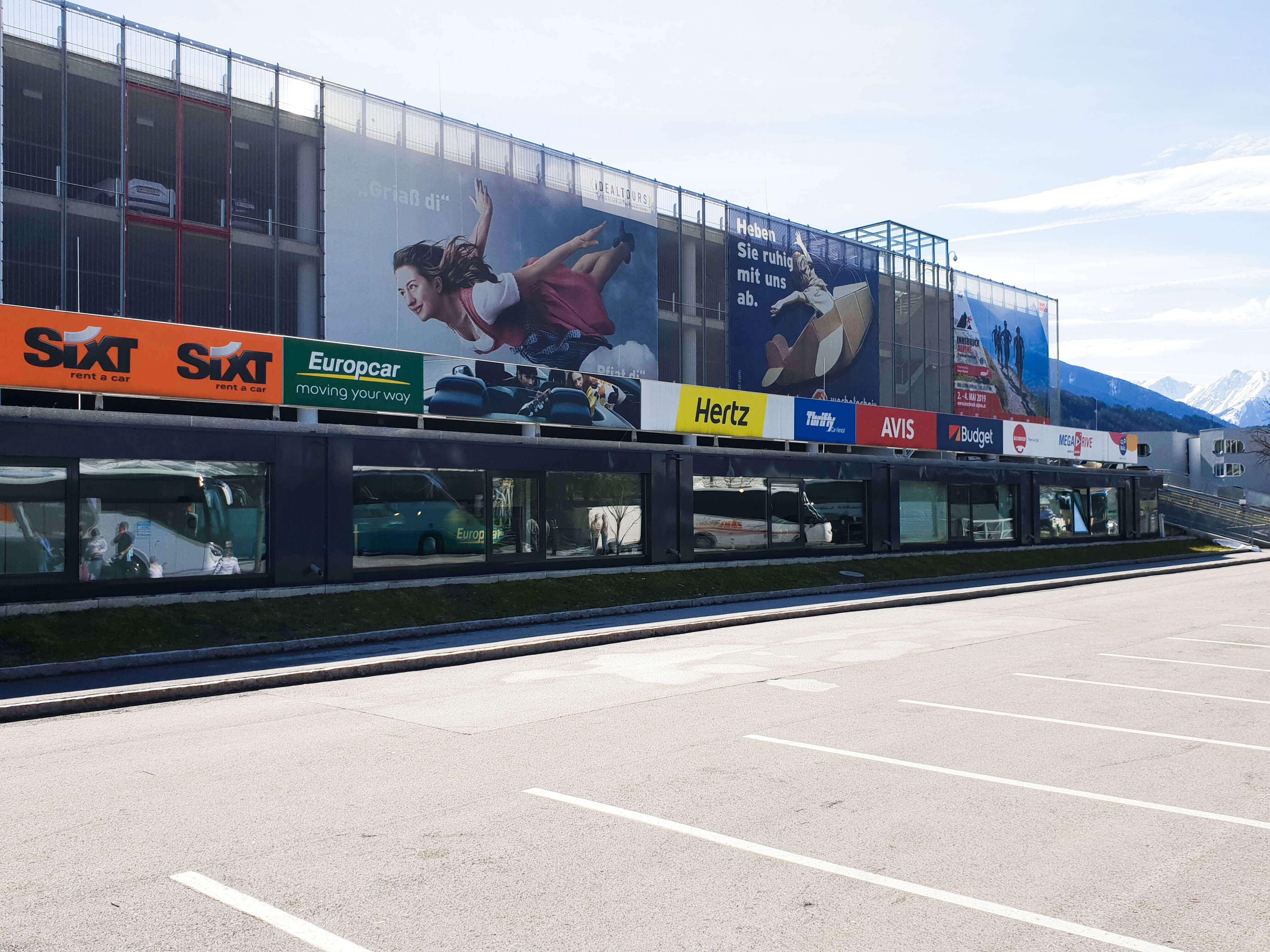 Auto huren in Innsbruck tips en ervaringen