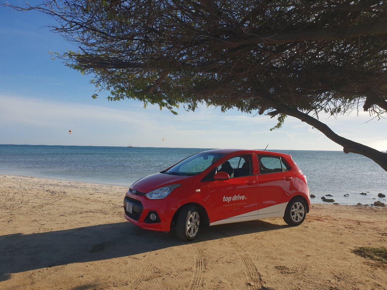 Leeftijd voor autohuur Aruba