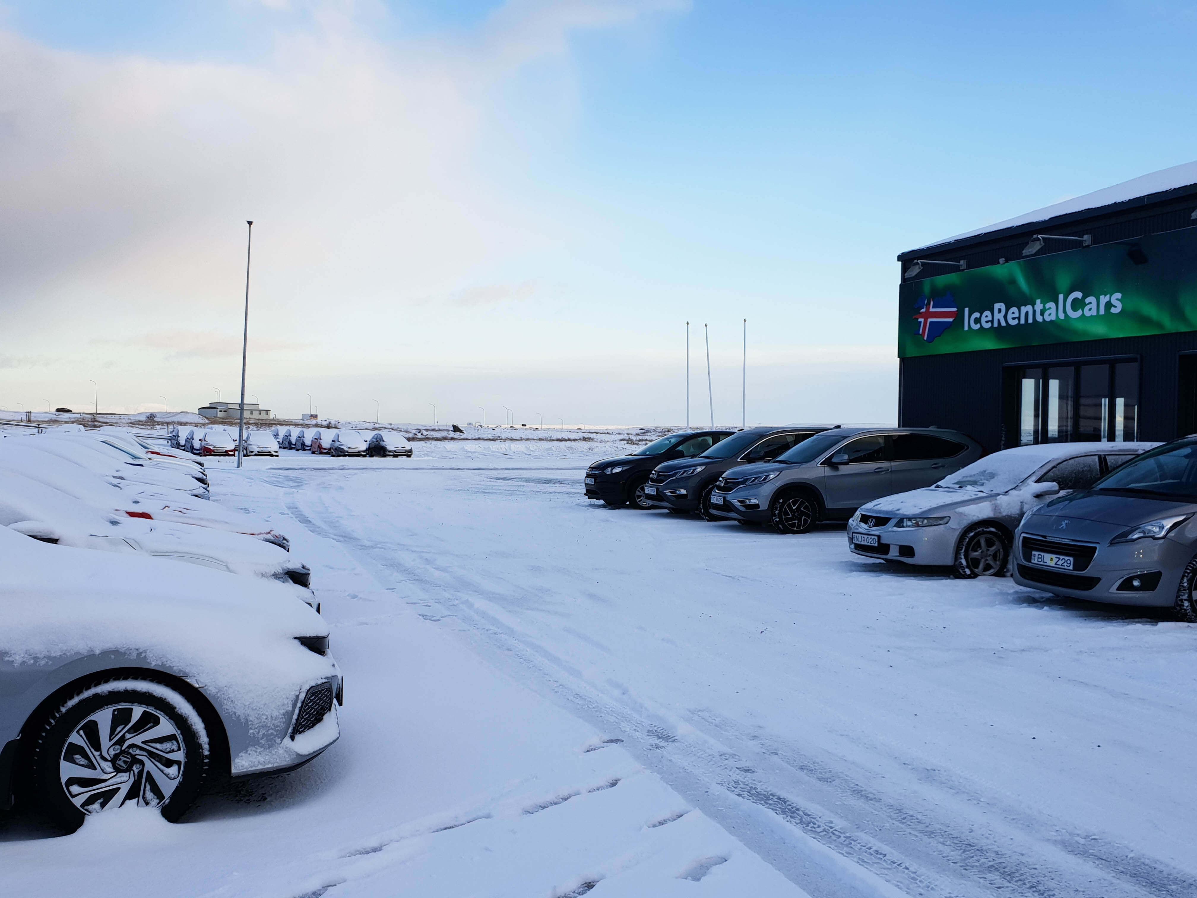 Autoverhuur IJsland